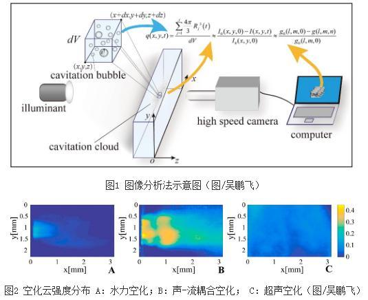 新的空化形式揭示声-流耦合空化机理