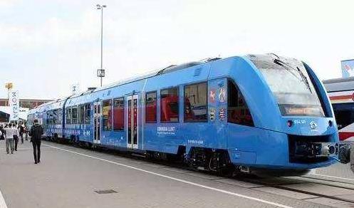 丰田也要造氢燃料火车了?