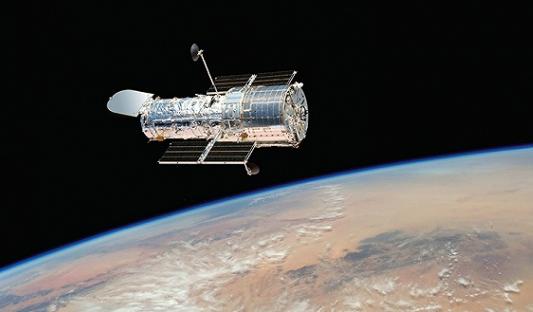 哈勃望远镜陀螺仪失灵 已进入安全模式