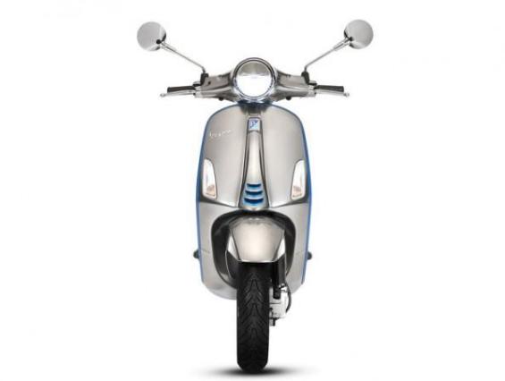 首款电动小型摩托车Vespa即将在欧洲上市 起步价约5.1万元