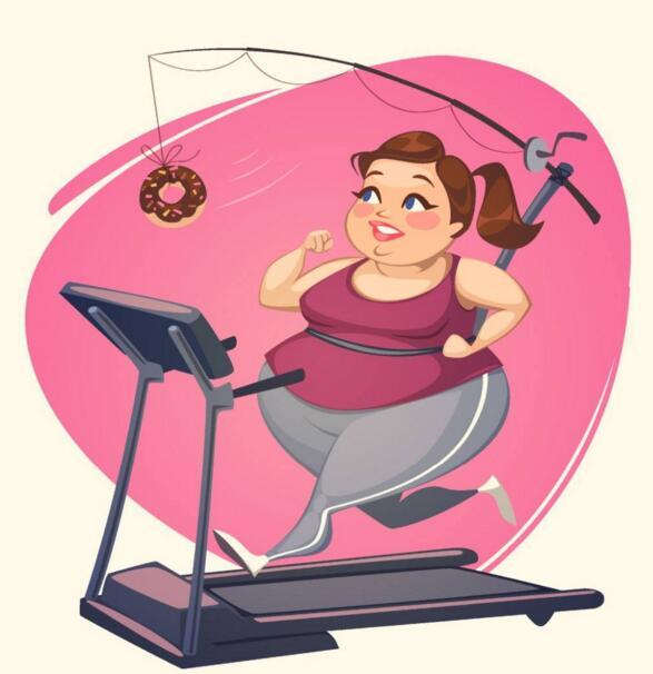 减肥好方法:天灾型肥胖和人为型肥胖