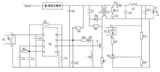 led驱动电源电路图、常见故障维修技巧(附实例)