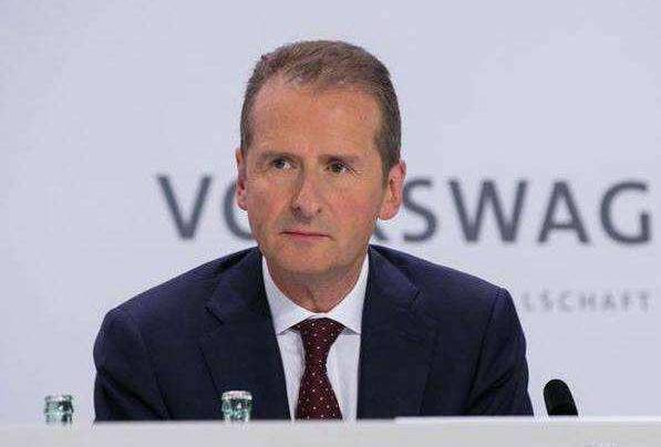 大众CEO赫伯特表示欧盟减排目标过高将导致10万人失业