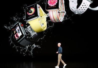 苹果智能手表被用来研究暴饮暴食