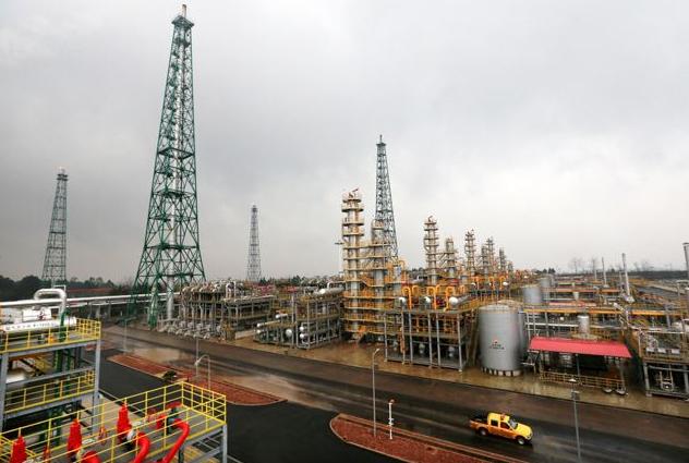 四川探明天然气储量达1.2万亿立方米