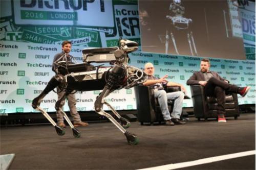 机器狗真实环境下视察工地—波士顿动力再亮新