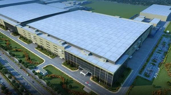 """「武汉10.5代线液晶显示器件项目」探秘世界最大""""中国屏""""厂房的智慧建造"""