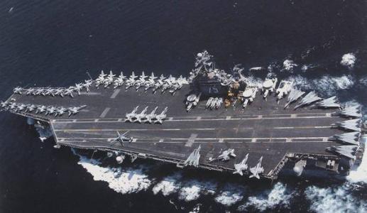 """首个金属3D打印零部件获得美国海军批准   安装于""""杜鲁门""""号航母"""