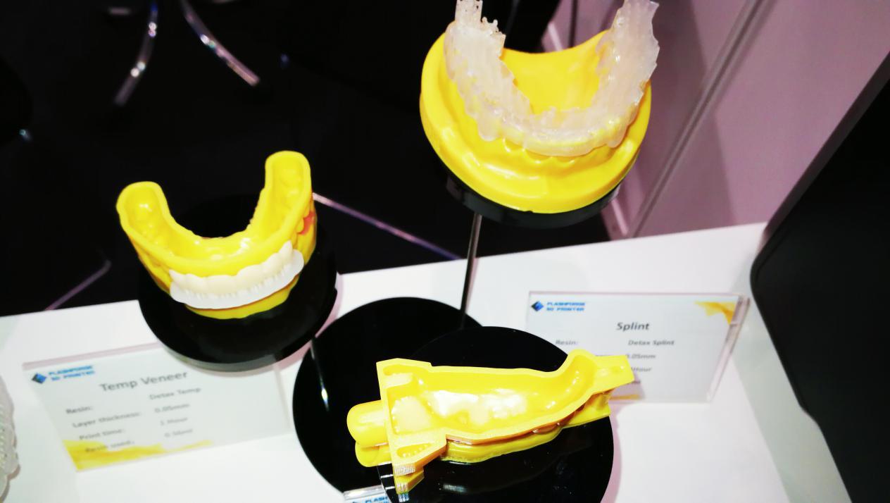 3D打印为齿科带来的转变