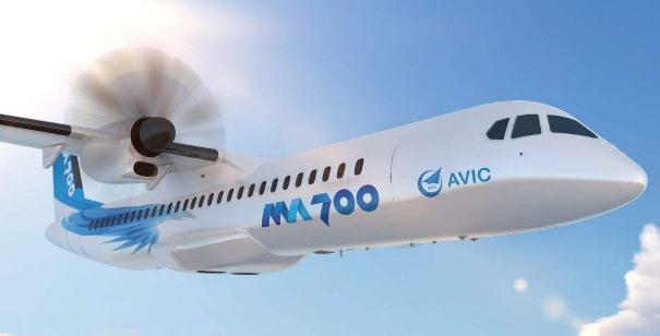 """""""新舟""""系列涡桨支线飞机:""""新舟""""700独特的研发路径"""