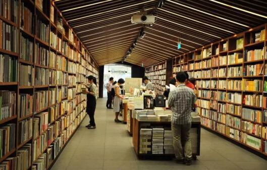 书慢慢会成为一种轻奢商品