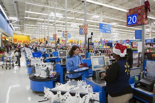 超市收银员都是站着工作,沃尔玛遭员工起诉并同意支付6500万美元和解费