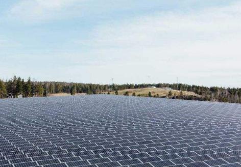 2018年芬兰太阳能装机容量预计将翻一番