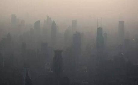 京津冀重度雾霾污染过程的成因公布