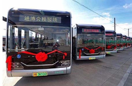 主动安全技术和智能化辅助驾驶技术应用于国内公交车
