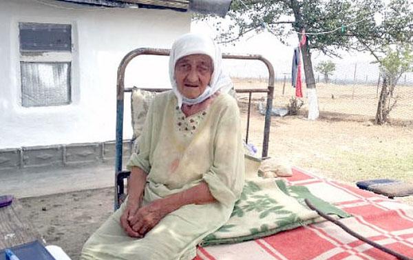 俄罗斯老太太Koku Istambulova 129岁是世界上最长寿的女性