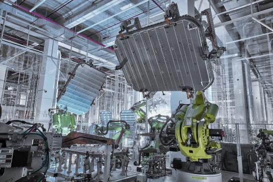 奥迪可持续生产e-tron电动车电池铝制外壳   获得ASI认证