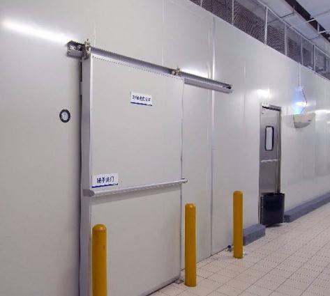 预冷库内环境温湿度差异对猪胴体品质的影响