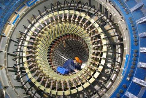 哈电电机成功中标国内单机容量最大抽水蓄能机组