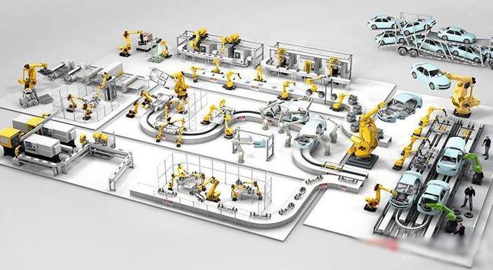 机器人未来城在沈阳市浑南区奠基