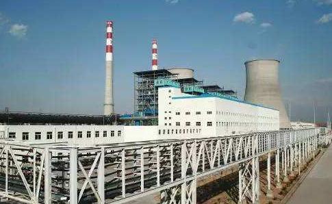 中国能建承建山西中钢80兆瓦煤气发电机组通过72小时试运行