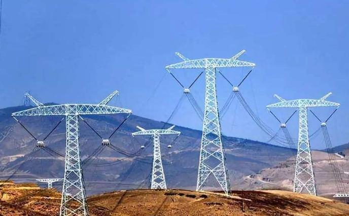 昌吉—古泉±1100千伏特高压工程全线通电