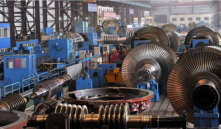 东方电机有限公司累计发电设备产量突破5亿千瓦