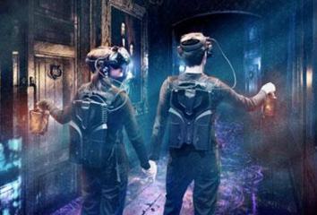"""鬼屋""""遇上""""VR技术,日式恐怖惊悚加倍"""
