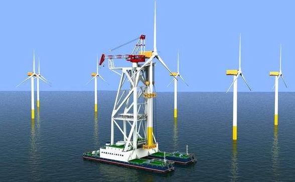 中国海上风电行业迎来加速发展期