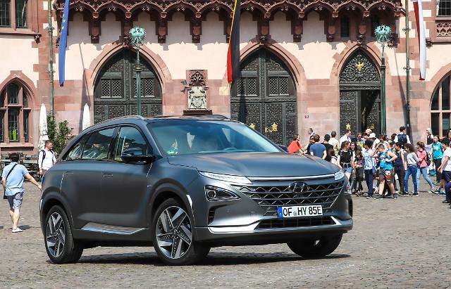 现代汽车与两家法国公司签署协议    将向法国出口5000辆氢燃料电池汽车