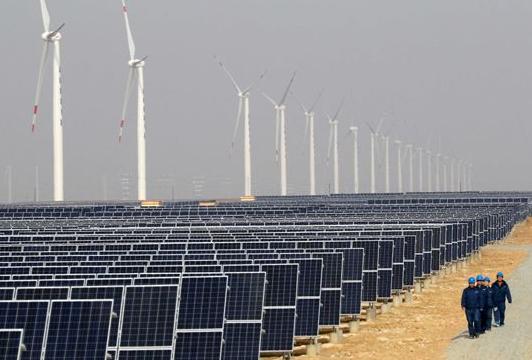 快速电气化及风光发电的增长将主导中国未来电力结构