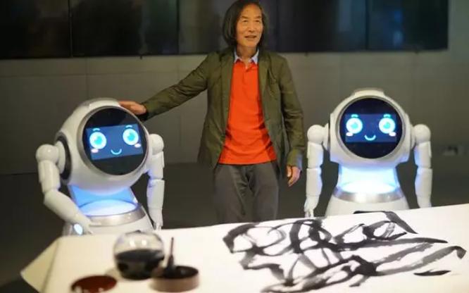 当AI走进美术馆究竟会发生什么碰撞?