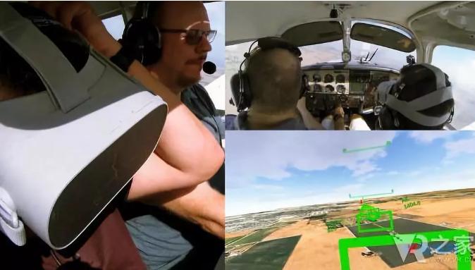 戴VR头显真实驾驶 以训练危险中操控能力