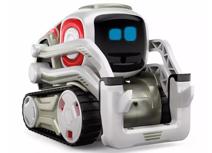 Anki推出手掌大小机器人Cozmo一年收益达一亿美元