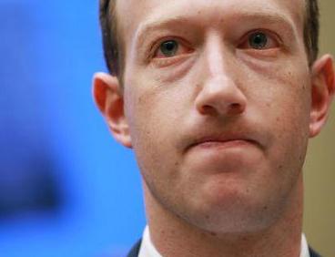 Facebook大股东和政员推动马克·扎克伯格辞去董事长职务