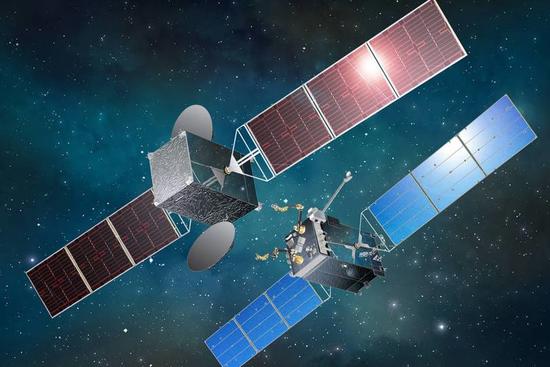 为卫星提供燃料补给让卫星运行寿命不再只有15年