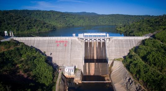 甘再水电站2018年度累计发电量达5亿千瓦时