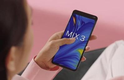 小米MIX 3发布宣传视频:不断滑盖,咔嚓咔嚓地响