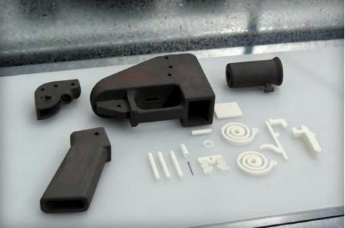 研究人员开发出使用3D打印纹理溯源3D打印机的技术