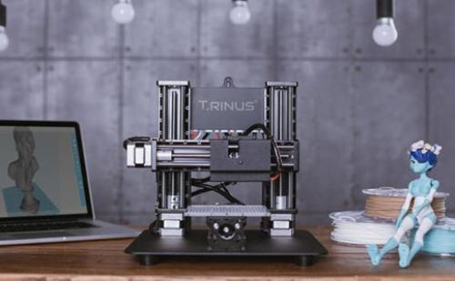 3D打印机模型与热床板的附着问题解决方法