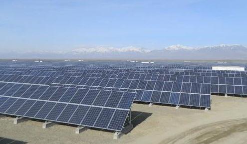 9月新疆自治区光伏弃电持续大幅下降