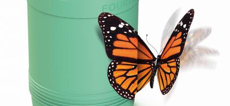 沃辛顿宣布完全可回收的复合缸