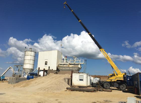 中国能建承建俄罗斯阿穆尔天然气加工处理厂项目正式启动第三阶段施工