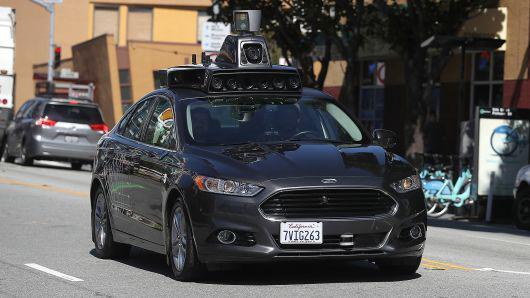 Uber考虑出售其无人驾驶汽车部门少数股权