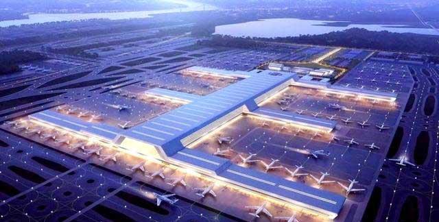 顺丰为什么在鄂州建机场?