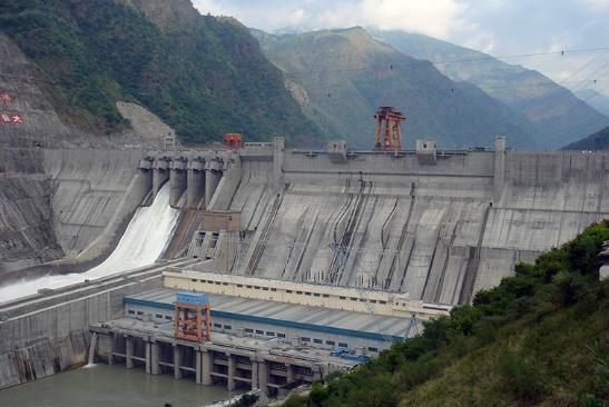 国家电投五凌电力工程公司中标金安桥水电站A级检修项目