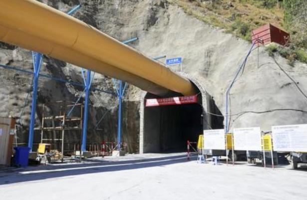 巴基斯坦SK水电站项目进入地下主厂房开挖阶段