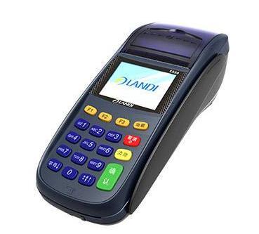 联迪商用APOS A8通过银联支付受理终端产品测试
