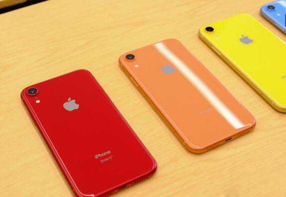 iPhone XR什么时候发售?10月19日下午3:01开启预购(iPhone XR图赏)