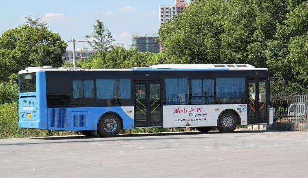 苏州高新区新能源公交车辆超七成